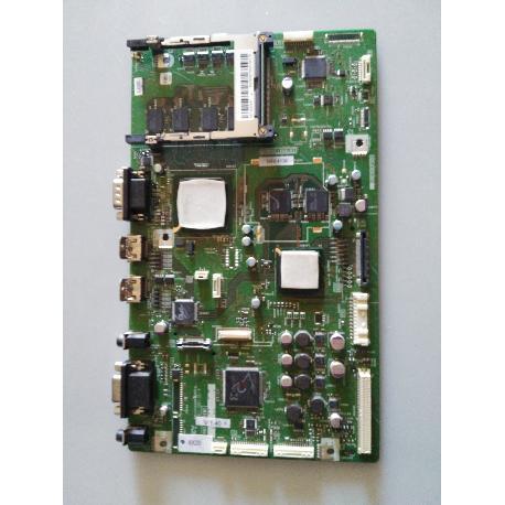 PLACA BASE MAIN MOTHERBOARD QPWBXE186WJN3 PARA TV SHARP LC-42X20E - RECUPERADA