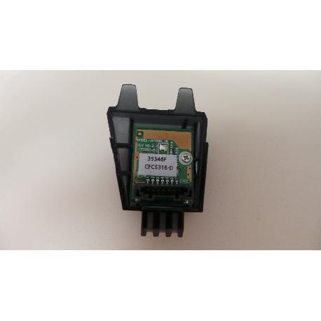 MODULO RECEPTOR IR TV SAMSUNG UE55JU6500K 35346F MODEL: JU7500 IR REV NO: 2.2