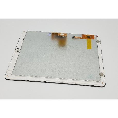 PANTALLA LCD DISPLAY + TACTIL ORIGINAL PARA UNUSUAL 8X - NEGRA / DESMONTAJE