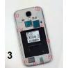 Pantalla Lcd + táctil Samsung Galaxy S4 I9505 Gris Oscuro ORIGINAL