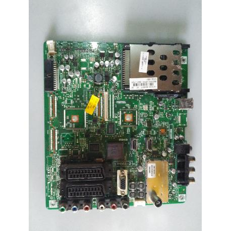 FUENTE ALIMENTACION POWER SUPPLY BOARD 17MB61-2 - PARA TV OKI V26C-PHTUVI - RECUPERADA