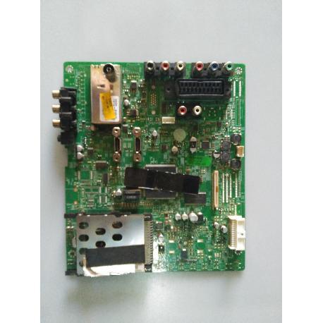 PLACA INVERTER BOARD T817029.26 PARA TV OKI V32B-H - RECUPERADA