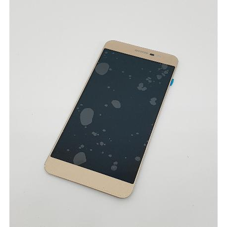 PANTALLA LCD DISPLAY + TACTIL TOUCH ZTE BLADE A910 - ORO DORADA