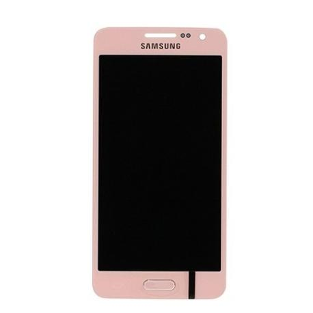 PANTALLA LCD DISPLAY + TACTIL ORIGINAL PARA SAMSUNG GALAXY A3 2017 A320F - ROSA