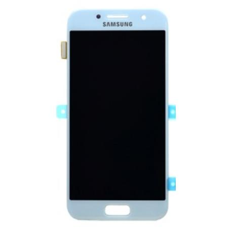 PANTALLA LCD DISPLAY + TACTIL ORIGINAL PARA SAMSUNG GALAXY A3 2017 A320F - AZUL