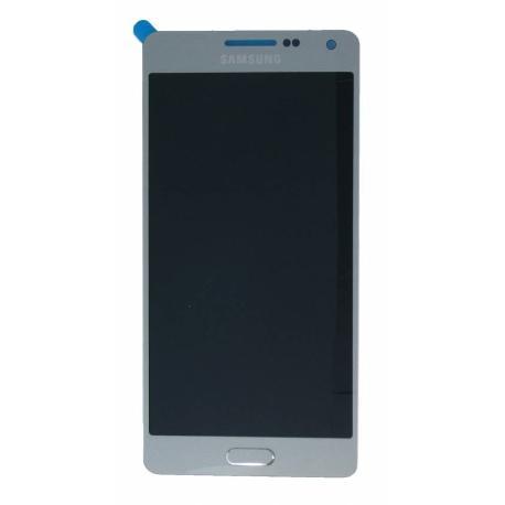 PANTALLA LCD + TACTIL ORIGINAL PARA SAMSUNG GALAXY A5 A500F SM-A500FU - PLATA