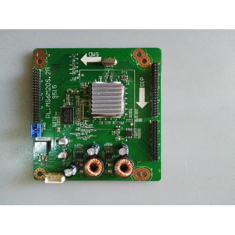 PLACA DIGITAL BOARD PL.MS620S.2B 9515 PARA TV BLAUPUNKT W32/173JGB-1HBKUP-EU - RECUPERADA