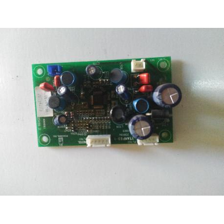 MODULO AMPLIFICADOR 17AMP03-1 PARA TV SAIVOD TFT304CT - RECUPERADO