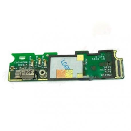 Modulo Vibrador + Microfono Original Sony Xperia J ST26I