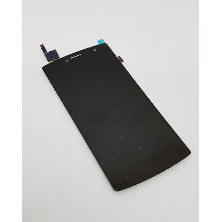 PANTALLA LCD DISPLAY + TACTIL PARA M4TEL SS4040 - NEGRA
