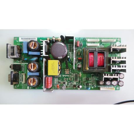 FUENTE DE ALIMENTACIÓN POWER SUPPLY TV LG RZ-32LZ50 6871TPT275A REV. 1.2 - RECUPERADA