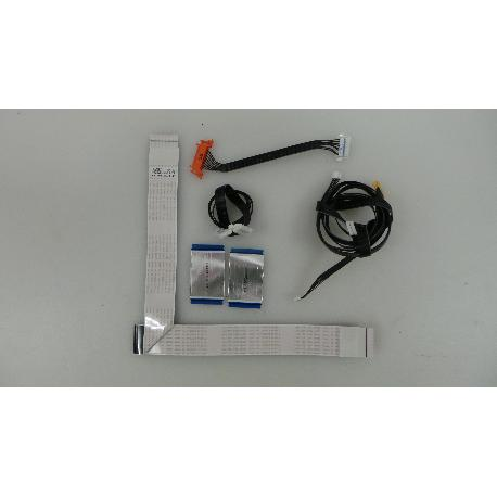 SET DE CABLES TV SAMSUNG UE43J5600AK
