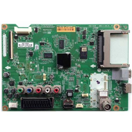 PLACA BASE MAIN BOARD PARA TV  LG 60PN6500-ZB EBT62395104