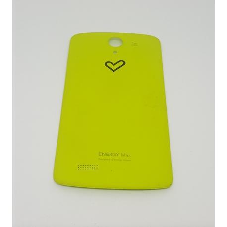 TAPA TRASERA ORIGINAL ENERGY PHONE MAX LIMA - RECUPERADA