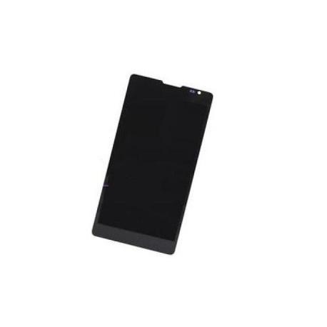 Pantalla lcd + Tactil Original Huawei Ascend Mate 2 Negro