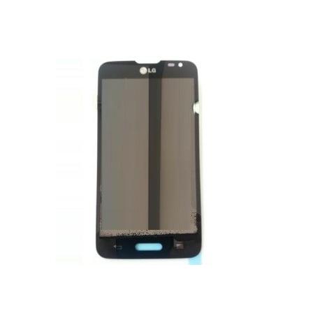 Pantalla Lcd + tactil Original LG Optimus L70 D320 Negra