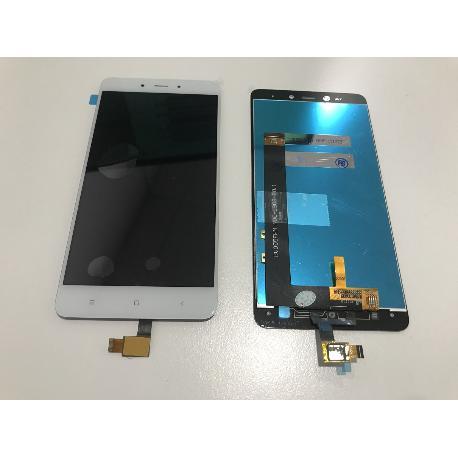PANTALLA TACTIL + LCD DISPLAY PARA XIAOMI REDMI NOTE 4, REDMI NOTE 4 PRO - BLANCO (VERSION 1 HELIO)