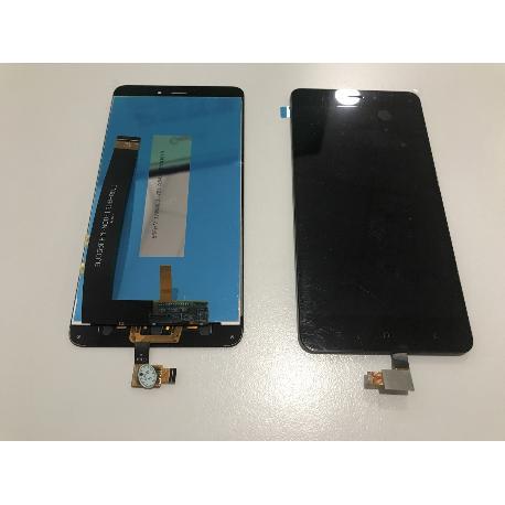 PANTALLA TACTIL + LCD DISPLAY PARA XIAOMI REDMI NOTE 4, REDMI NOTE 4 PRO - NEGRO (VERSION 1 HELIO)