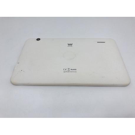 TAPA TRASERA BLANCA ORIGINAL PARA TABLET WOXTER QX 79 QX79 - RECUPERADA