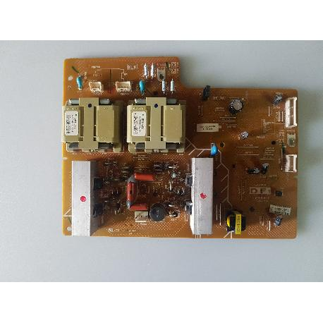 FUENTE DE ALIMENTACIO SEGUNDARIA SUB POWER SUPPLY BOARD 1-873-815-12 PARA TV SONY KDL-40W3000 - RECUPERADA