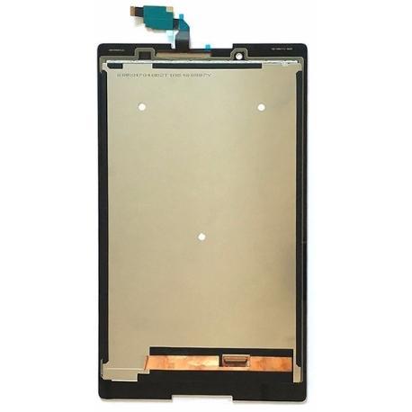 PANTALLA LCD DISPLAY + TACTIL PARA TABLET LENOVO A8-50F A5500 - NEGRA