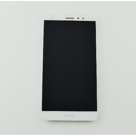 PANTALLA LCD DISPLAY + TACTIL CON MARCO PARA HUAWEI MATE S - BLANCO