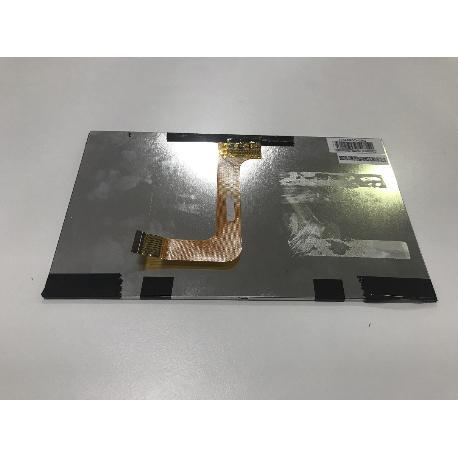 PANTALLA LCD DISPLAY ORIGINAL TABLET PC SELECLINE MI90Q5 / 874412 - RECUPERADA