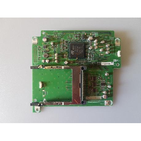 PLACA CARD READER  KD628 QPWBXD628WJN3 PARA TV SHARP LC-42RD1E - RECUPERADA