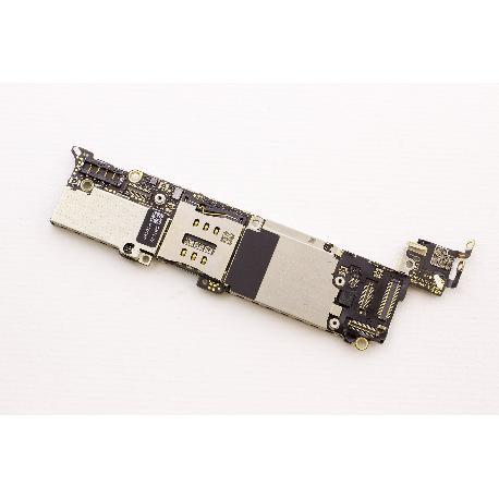 PLACA BASE LOGIC BOARD MOTHERBOARD IPHONE 5 64GB LIBRE - RECUPERADA