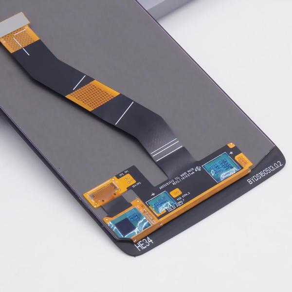 PANTALLA LCD DISPLAY + TACTIL PARA ALCATEL IDOL 4S 6070 - NEGRA