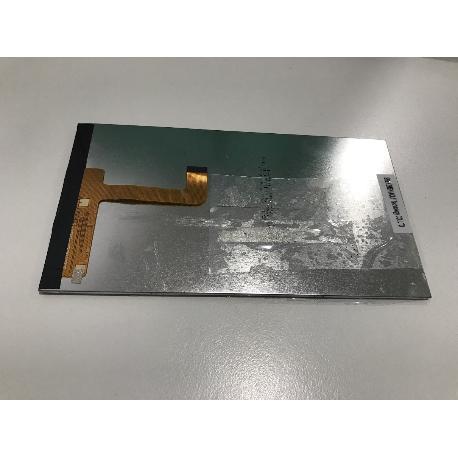 PANTALLA LCD DISPLAY ORIGINAL TABLET QILIVE Q4 MW7619W / 857411 - RECUPERADA