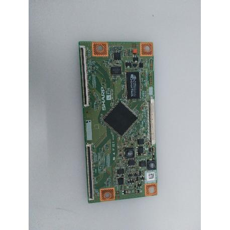 PLACA T-CON BOARD CPWBN RUNTK 4004TP PARA TV OKI V32B-H - RECUPERADA