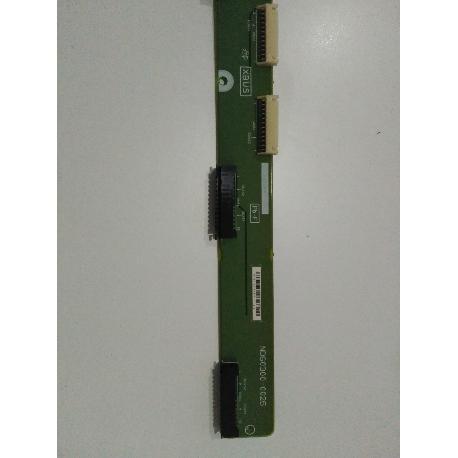 MODULO CONECTOR XBUS ND60300-0026 PARA TV HITACHI 42PD6600A - RECUPERADO