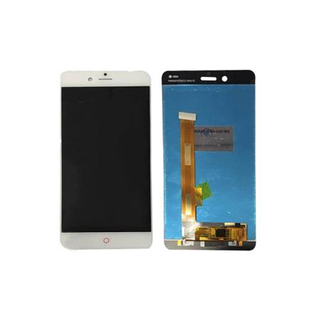 PANTALLA LCD DISPLAY + TACTIL PARA ZTE NUBIA Z17 MINI - BLANCA