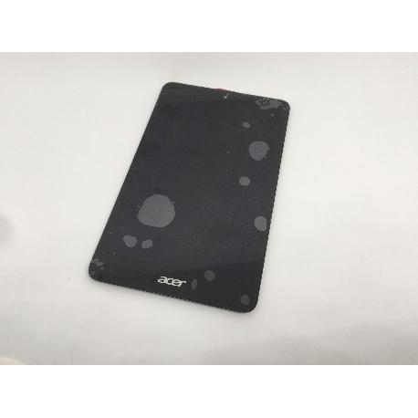 PANTALLA LCD DISPLAY + TACTIL PARA ACER ICONIA ONE 7 B1-750 - NEGRA