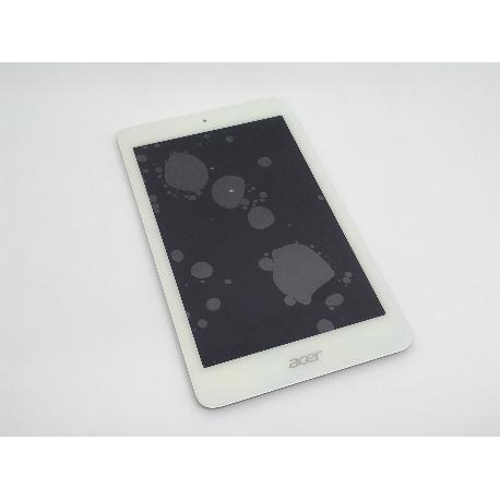 PANTALLA LCD DISPLAY + TACTIL PARA ACER ICONIA ONE 7 B1-750 - BLANCA