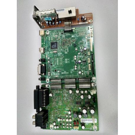 PLACA BASE MAIN MOTHERBOARD XD603WJN3 PARA TV SHARP LC-37P55E - RECUPERADA