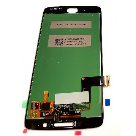 PANTALLA LCD DISPLAY + TACTIL PARA MOTO G5 - BLANCA