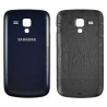 Carcasa Tapa Trasera Samsung S7560 S7562 Galaxy S Trend Negra