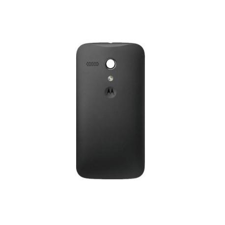 Carcasa Tapa Trasera Motorola Moto G XT1032 Negra