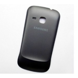 Carcasa Tapa Trasera Bateria Original para Samsung Galaxy mini 2 S6500 Negro