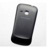 Carcasa Tapa Trasera Bateria Samsung Galaxy mini 2 S6500 Negro