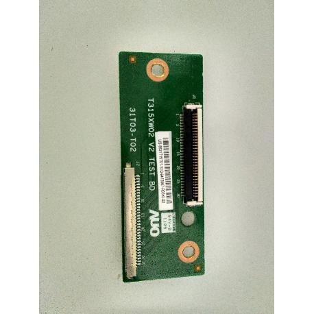 MODULO CONECTOR T315XW02 V2 31T03-T02 PARA TV LG 32LV2500 - RECUPERADO