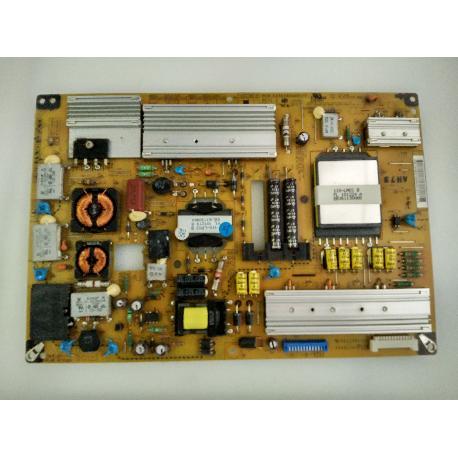 FUENTE DE ALIMENTACION POWER SUPPLY BOARD EAX62865601/7 REV1.0 PARA TV LG 32LV2500 - RECUPERADA