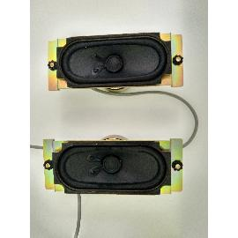 SET DE ALTAVOCES ORIGINAL H1151301 PARA TV GRUNDIG XEPHIA 26 LXW 68-5500 TOP - RECUPERADO
