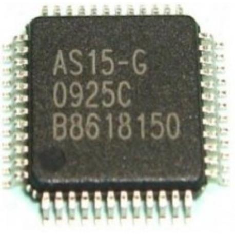 *** CIRCUITO INTEGRADO SMD PARA REPARAR  T-CON LCD AS15G AS15-G 48-PIN TQFP