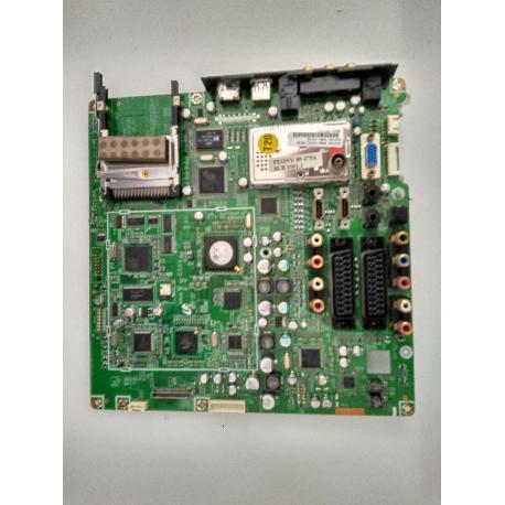 PLACA BASE MAIN MOTHERBOARD BN41-00919B PARA TV SAMSUNG LE40F86BD - RECUPERADA