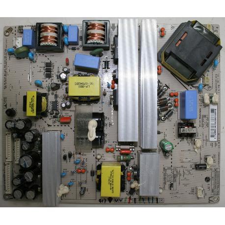 FUENTE DE ALIMENTACION POWER SUPPLY BOARD EAX32268501/9 REV 1.1 PARA TV LG 32LC55 - RECUPERADA