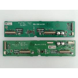 SET DE PLACAS X BUFFER BOARDS TV MEDION MD 34598 6870QSE009C 6870QME007C - RECUPERADAS