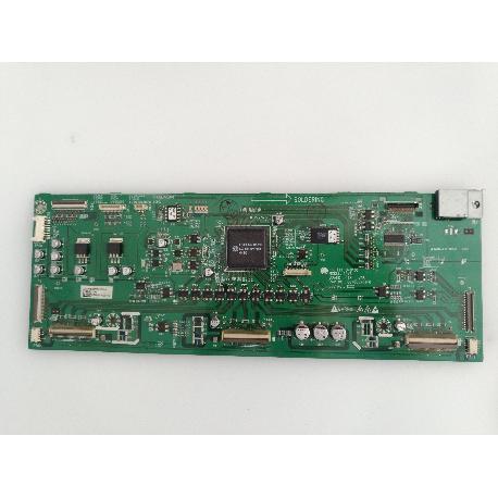 PLACA T-CON BOARD TV MEDION MD 34598 6870QCE014B - RECUPERADA